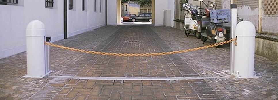 راهبند تبریز زنجیری