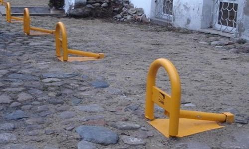 راهبند تبریز نگهدارنده جای پارک
